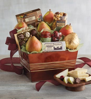 Harry and David Favorites Gift Basket