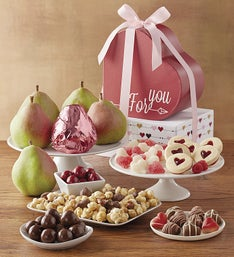 Harry & David® Valentine Tower of Treats® Gift