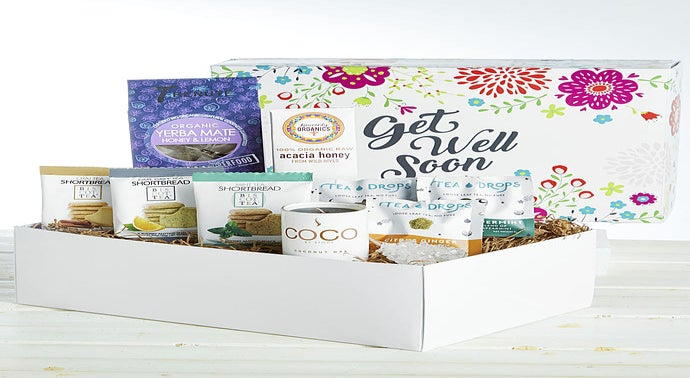 Get Well Tea for You Market Box
