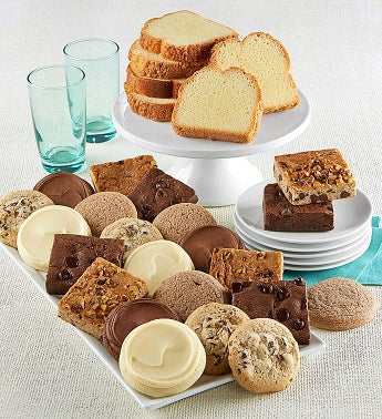 Cheryls Signature Bakery Sampler - Sugar Free