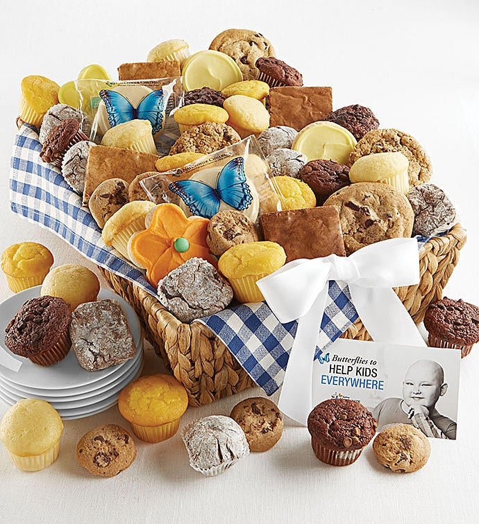 Fabulous Day Snack Basket Large