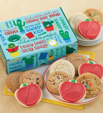 Back to School Cactus Box