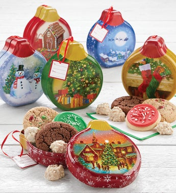 Holiday Ornaments - Case of 6