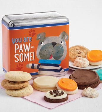 Youre Pawsome Treats Gift Tin