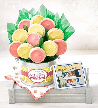 Alex39s Lemonade Stand Cookie Flower Pot