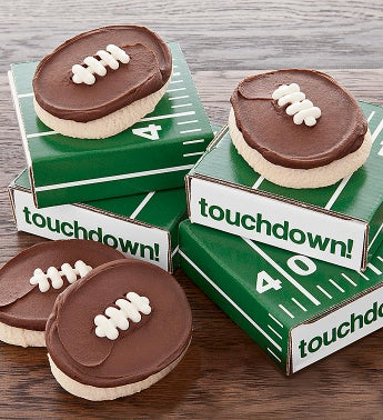 Football Cookie Card