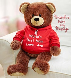 Personalized Gund® Bear