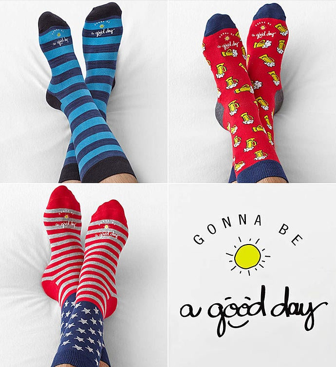 Good Day Men Sock Bundle