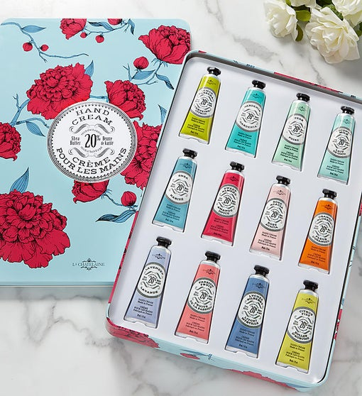 La Chatelaine Deluxe Hand Cream Tin