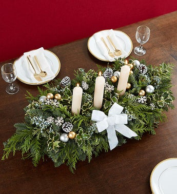Extravagant Holiday Centerpiece -34