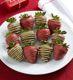 Sweet Christmas Wish™ Dipped Strawberries