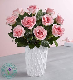Pink Roses by Real Simple®