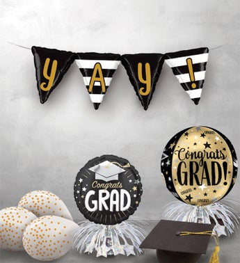 Graduation Balloon Party Kit