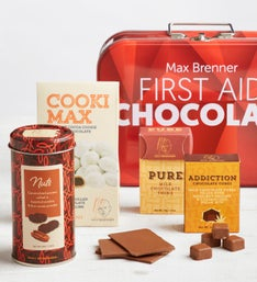 Max Brenner First Aid Chocolate Box