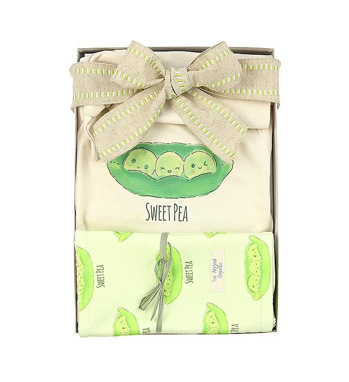 Ive Arrived Organics Baby Gift Box