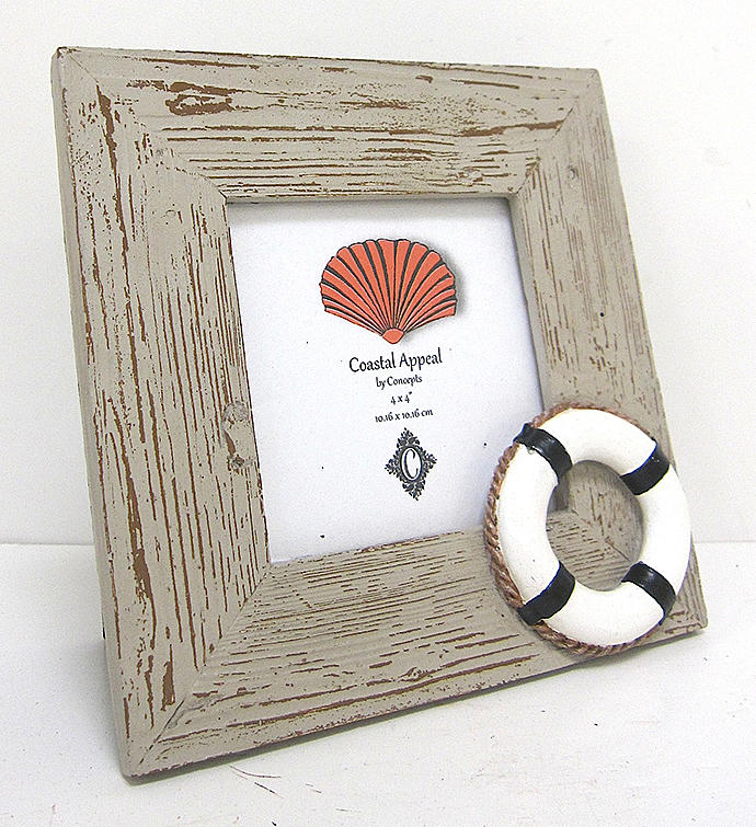 Distressed Nautical Frame
