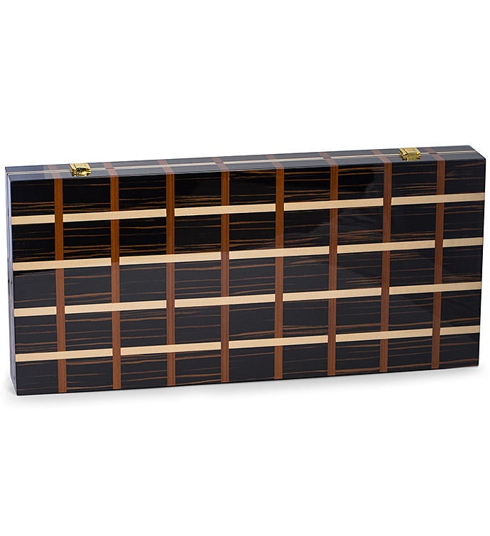Art Deco Backgammon SetDeluxe