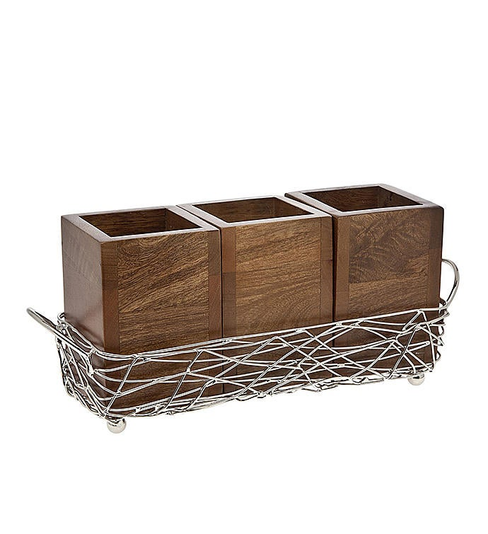 Nest Flatware Caddy