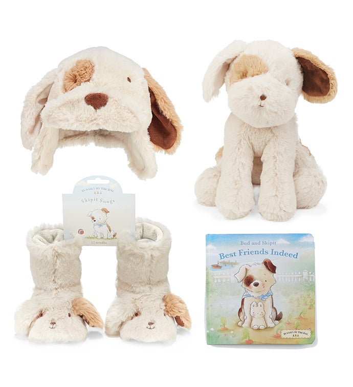 Just Like Skipit the Pup Gift Set
