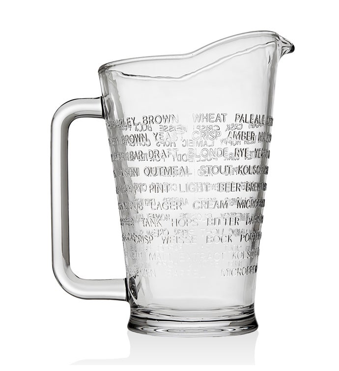 Raise A Glass Pitcher