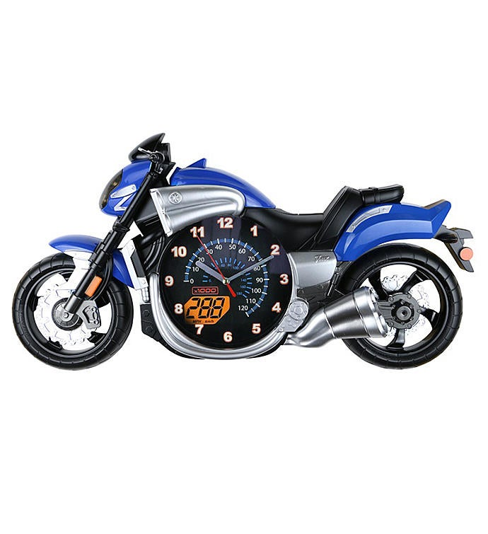 Bike Wall Clock