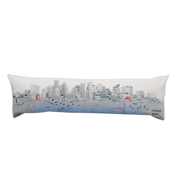 City King Day Pillow