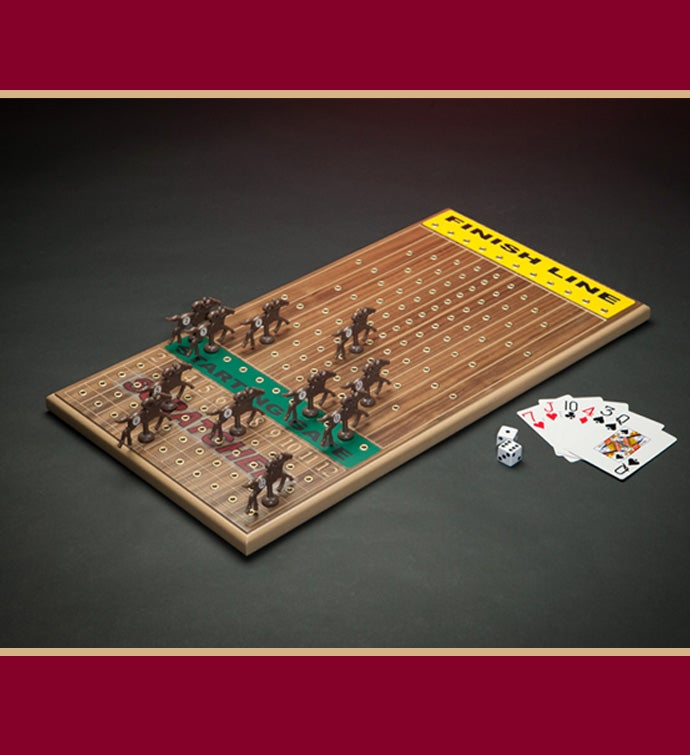 Walnut Horseracing Game