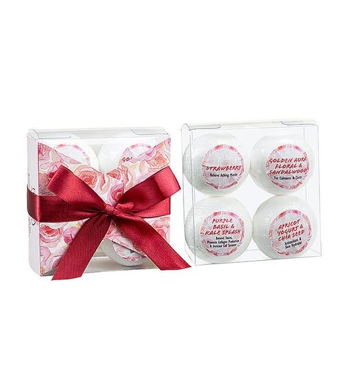 Bath Bombs & Fizzies Set