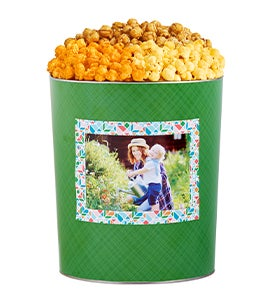 I've Been Framed Popcorn Tins