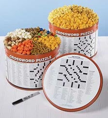 Crossword Tins