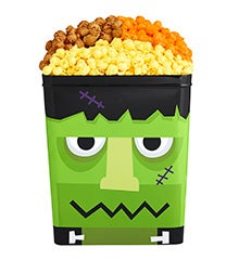 Monster Mash Popcorn Tins