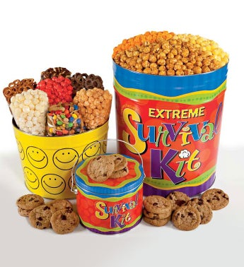 College Snack Club Deluxe - Save over 15 Percent on gifts ordered individually!
