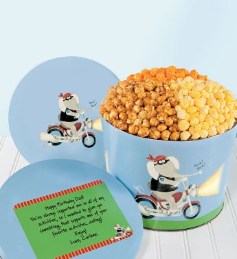 Motorcycle Fun Popcorn