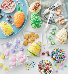 Popcorn Egg Decorating Kit