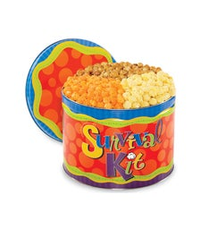 Survival Kit 3-Flavor Popcorn