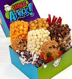 Snack Attack Sampler