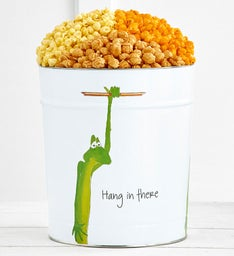 Hang In There Flavor Popcorn
