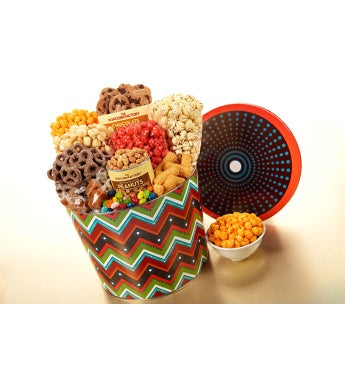 ZigZag Snack Assortment