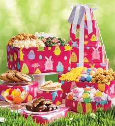 Easter Friends 6-Tier Tower