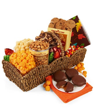 Autumn Prism Hostess Basket