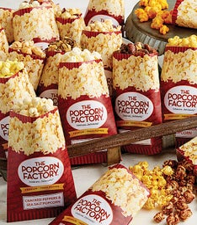 Pack Popcorn Sampler