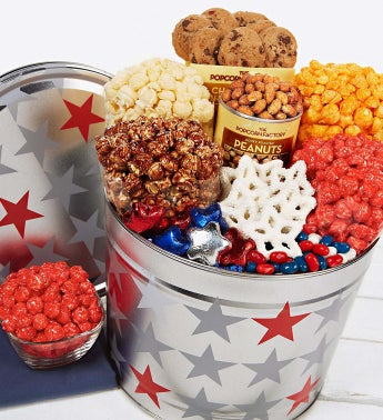 Patriotic Snack Assortment