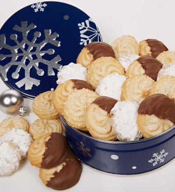 Snowy Night Cookie Assortment
