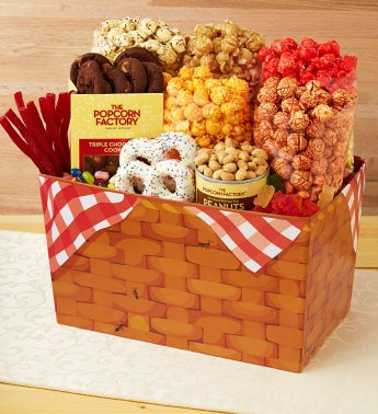 Picnic Snack Box