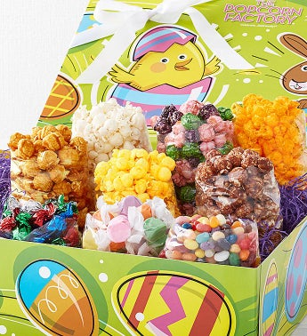 Egg-Ceptional Easter Snacker's Choice Box