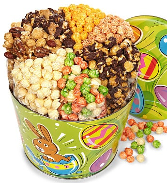 Egg-Ceptional Easter 7-Flavor Popcorn Assortment
