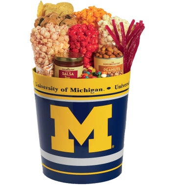 University of Michigan Snack Assortment