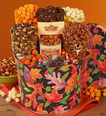 Fall Colors Snack Assortment