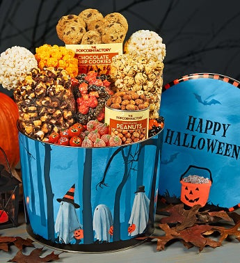 Trick or Trees Snack Assortment
