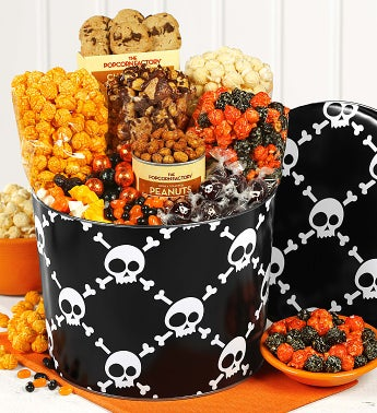 Skulls Snack Assortment